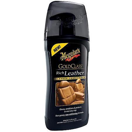 Gold Class Rich Leather Cleaner & Cond.