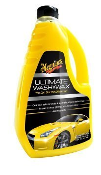 Ultimate Wash & Wax - 1,42l