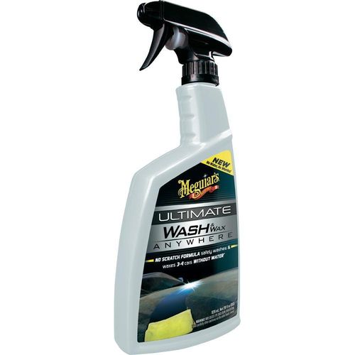 Ultimate Waterless Wash & Wax - 768ml