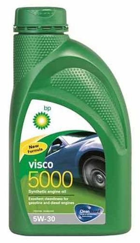 Bp Motorenöl Visco 5000 5W-30 Synthetic 1L