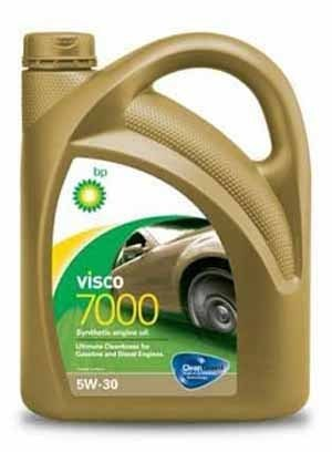 BP Motorenöl Visco 7000 5W-30 Synthetic 4L