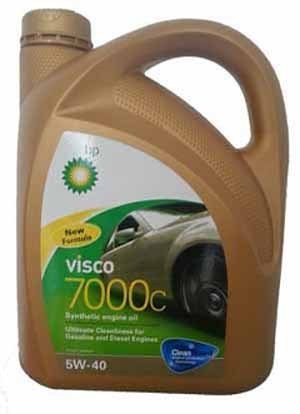 BP Motorenöl Visco 7000 C 5W-40 Synthetic 4L