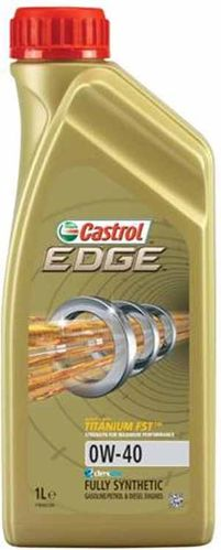 Castrol EDGE 0W-40 Titanium C3 Fully synthetic 1L